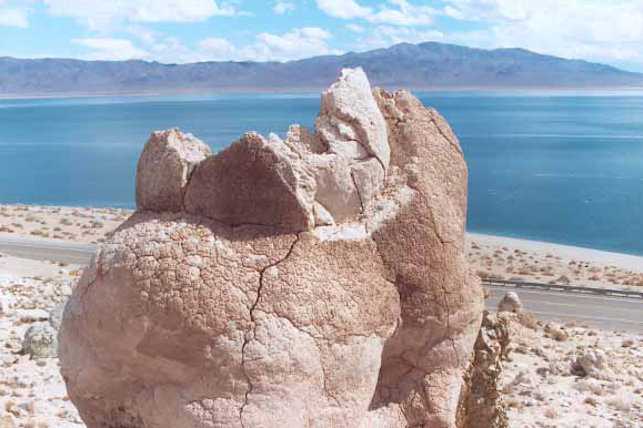 Tufa, Walker Lake, NV